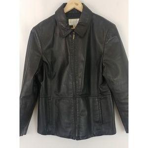 Worthington l leather jacket